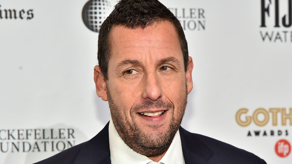 Why Adam Sandler is worried about his kids