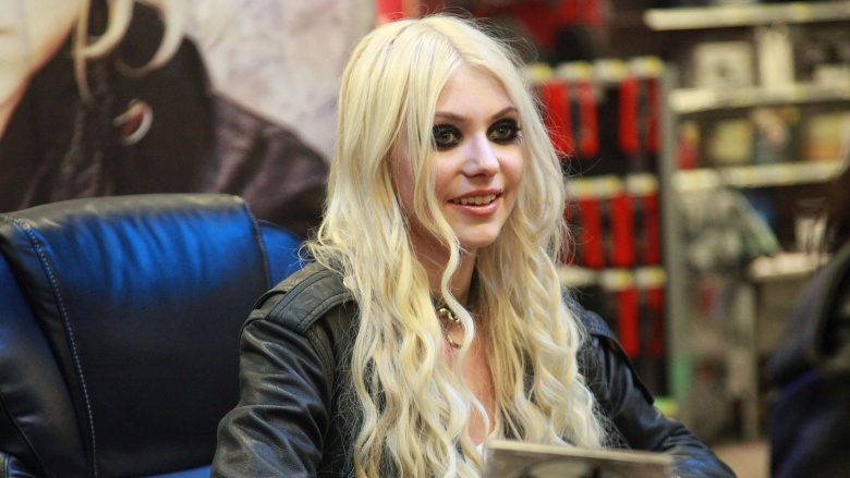 Why Hollywood Won T Cast Taylor Momsen Anymore