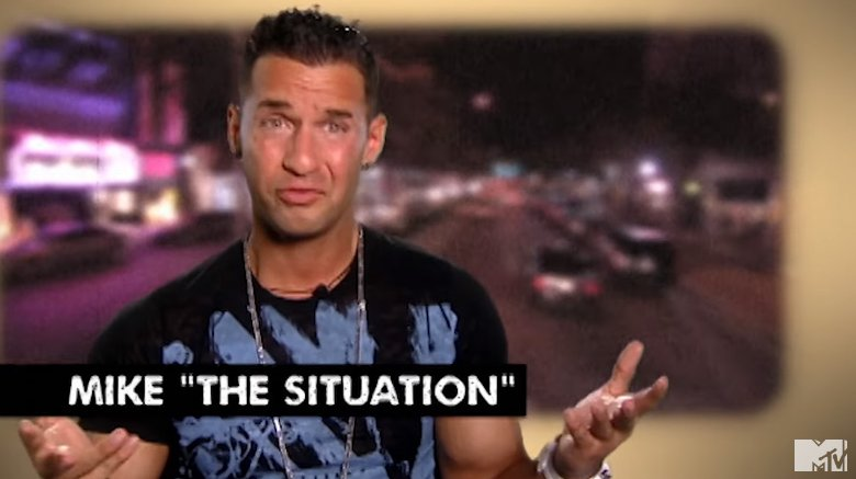 Jersey Shore's the Situation