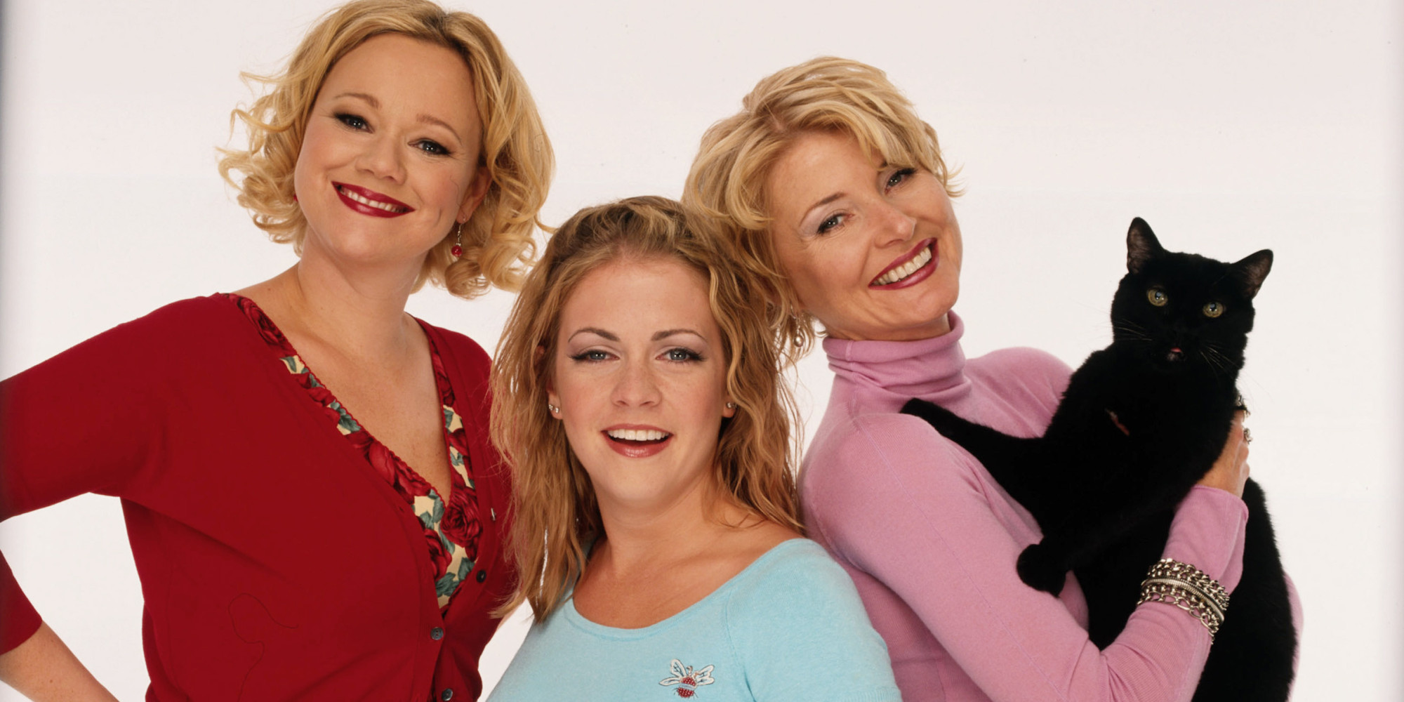 What these Sabrina the Teenage Witch actors look like today