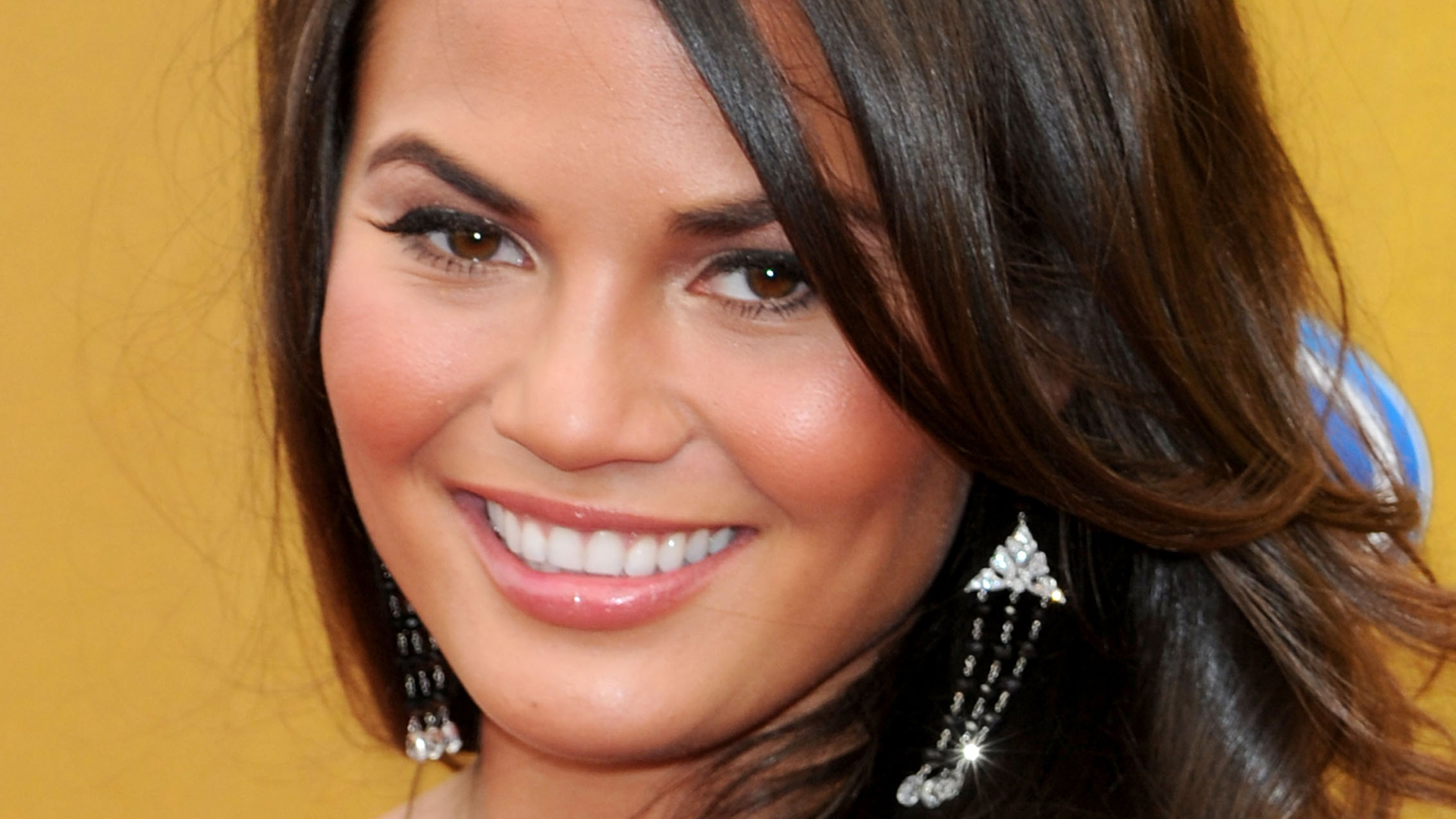 What Chrissy Teigen was like before the fame