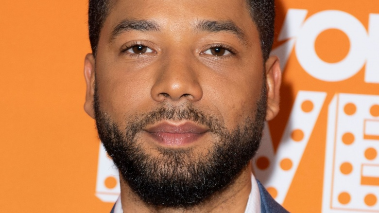 Empire star Jussie Smollett speaks out after attack