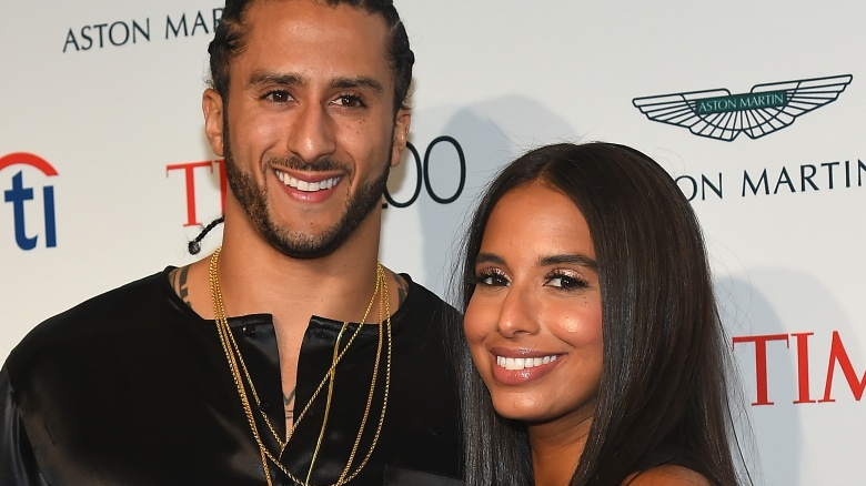 The untold truth of Colin Kaepernick's girlfriend