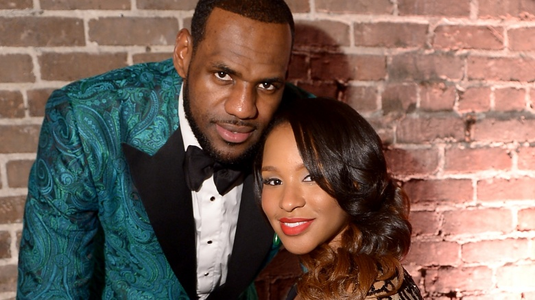The untold truth of Lebron James' wife