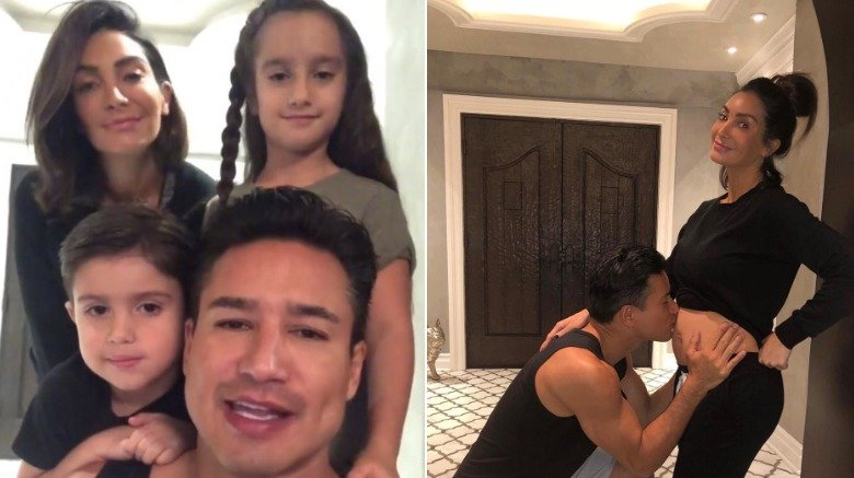 Mario Lopez Wife Courtney Expecting Third Child