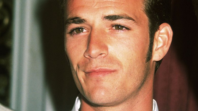 The problems Luke Perry suffered before his massive stroke