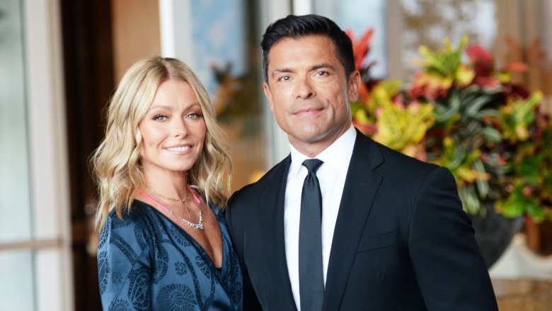 Kelly Ripa's daughter 'grossed out' by mom's pic