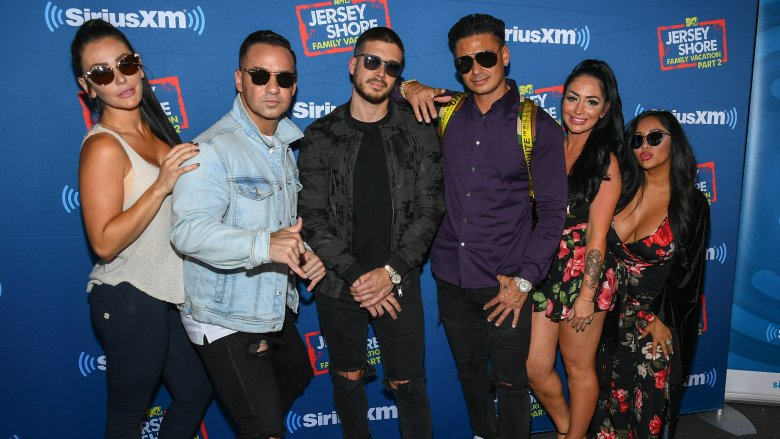 Jersey Shore star Pauly D show's gel-free hair in rare snapshot