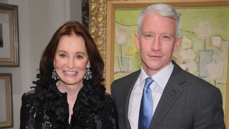 Here's why Gloria Vanderbilt didn't leave an inheritance for her son